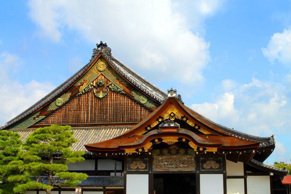 KYOTO- Le Château Nijo , Le château Nijo à Kyoto , Japon