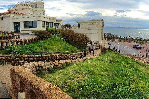 Le Musée de la Mer de Biarritz , France