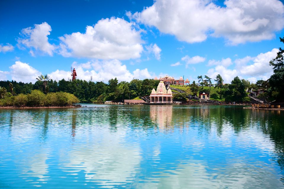 Grand Bassin , The water of the Grand Bassin , Mauritius