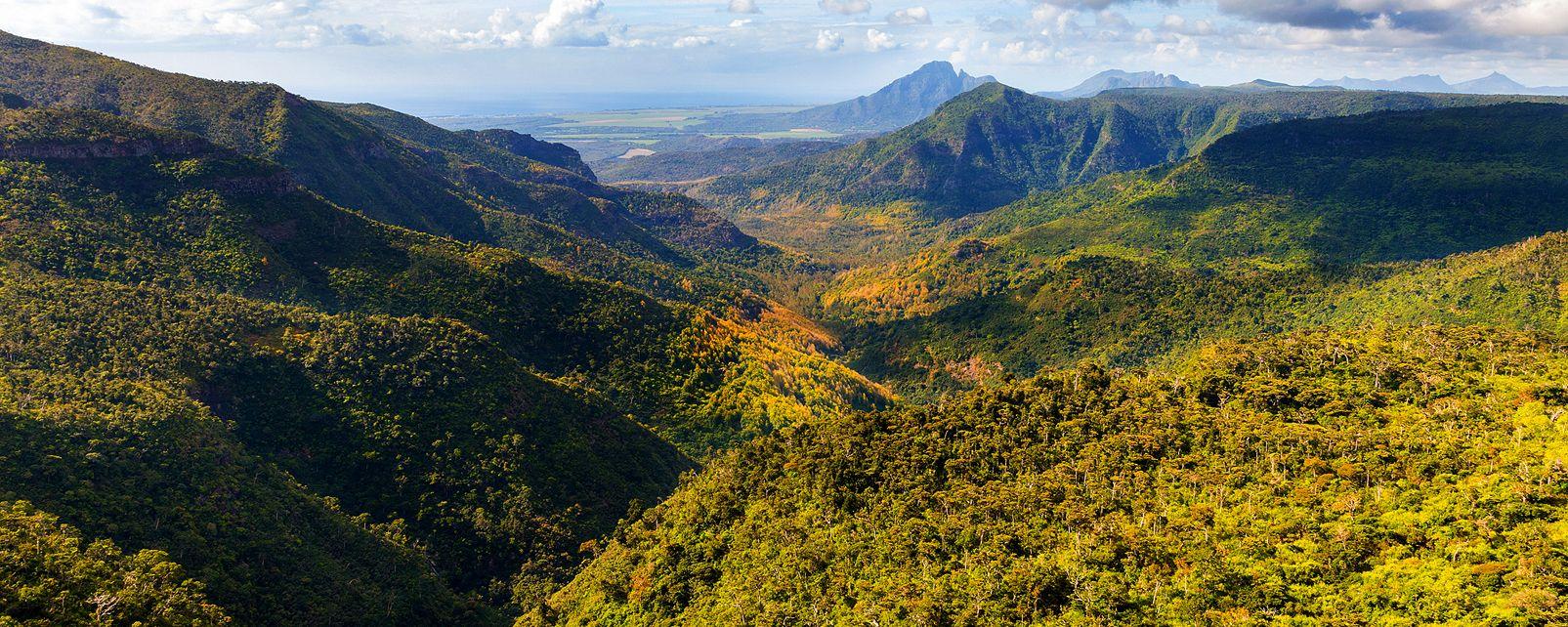 Image result for Le parc naturel de la Rivière Noire