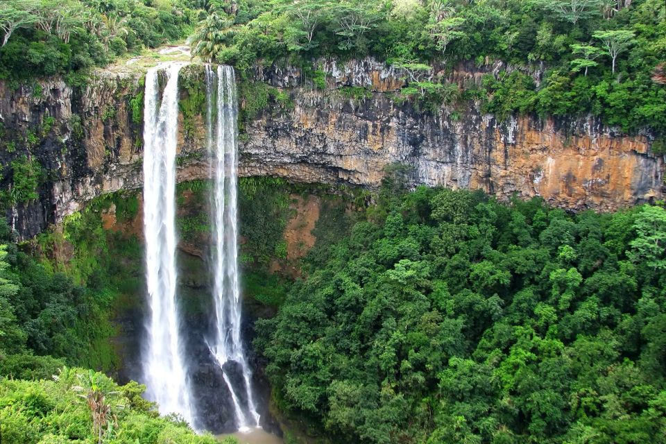 Le cascate Alexandra, Le Parc National des Gorges de la Rivière Noire, I parchi e le riserve, Isola Mauritius