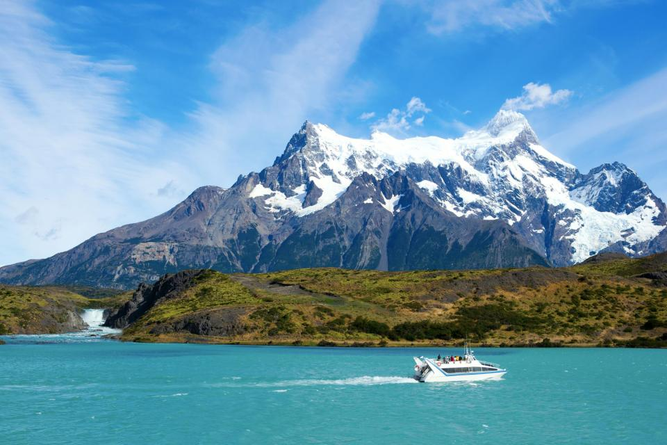 The National Park of Torres del Paine , Chile