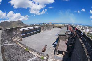La ciudadela de Port Louis, La citadelle de Port Louis, Los monumentos, Isla Mauricio