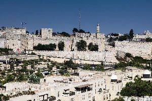 La torre di Davide , Israele