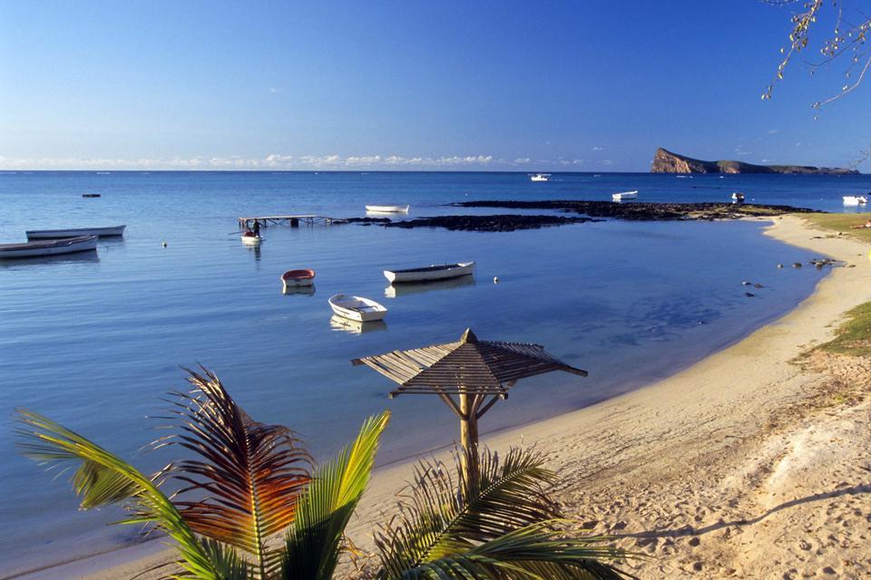 La côte nord , Mauritius