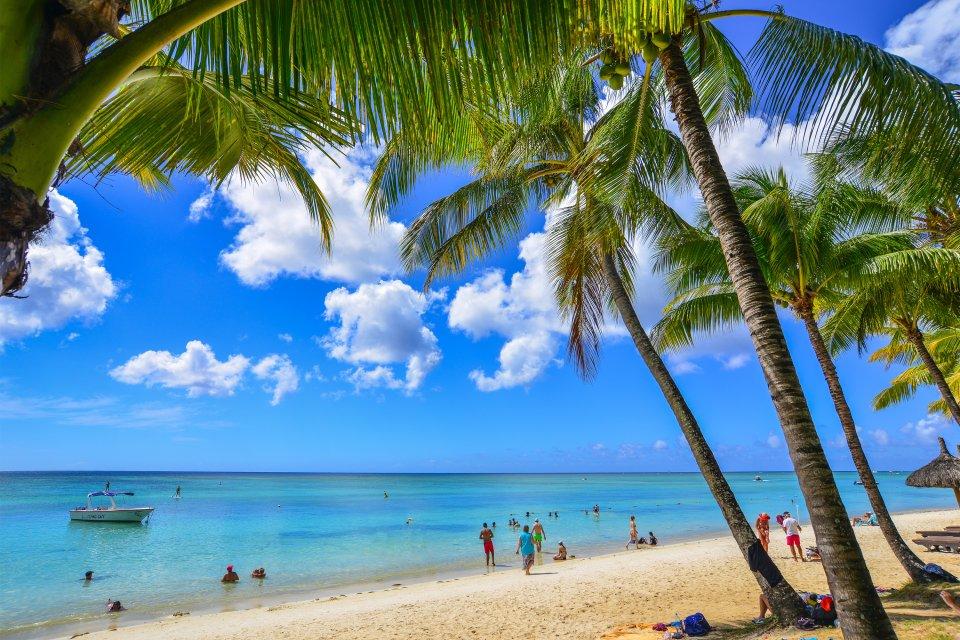 Trou aux Biches, La côte nord, Coasts, Mauritius