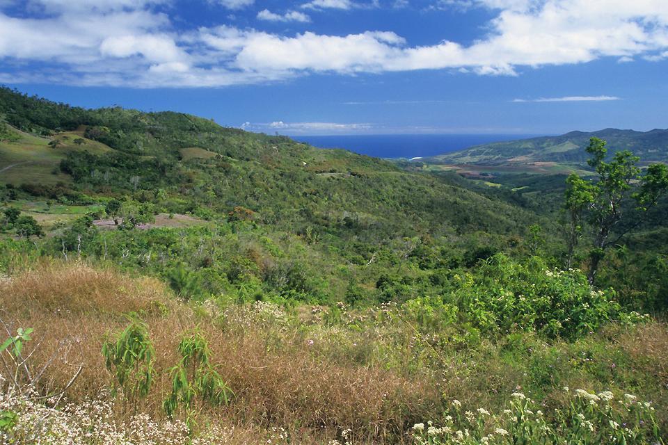 La côte sud , Ile Maurice