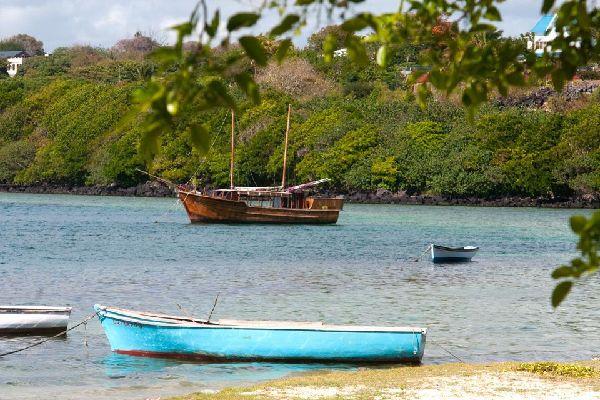 La côte est , Mauritius