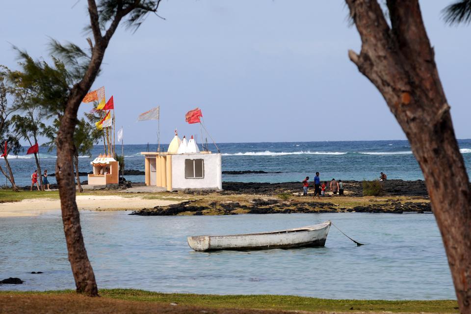 La côte est , Isola Mauritius