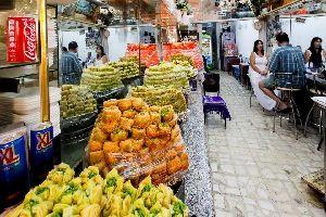 La cucina , Territori palestinesi