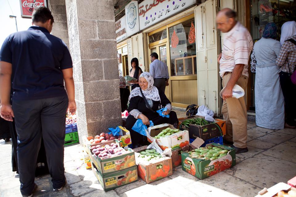 I mercati , Territori palestinesi