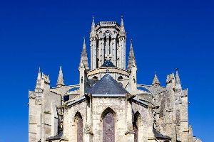 Cathédrale Notre-Dame-de-Coutances , Francia