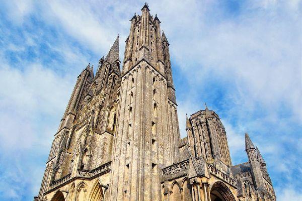 Cathédrale Notre-Dame-de-Coutances , France