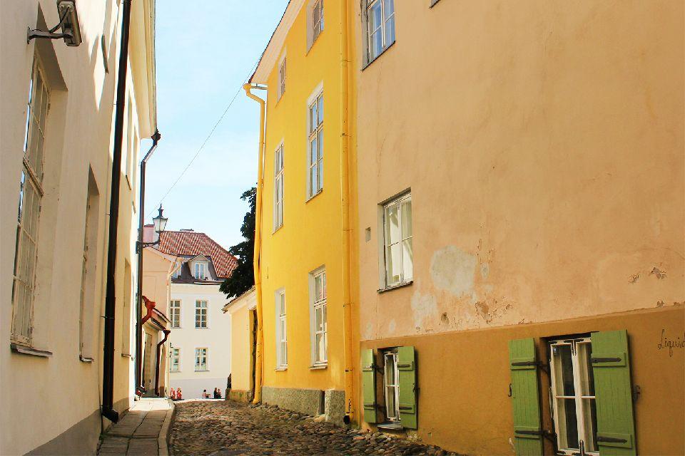 Les souterrains de Tallinn , Die Unterwelt von Tallinn , Estland