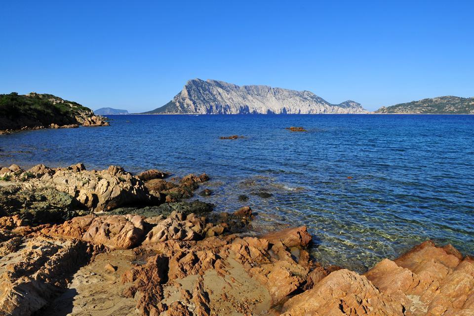 La Isla Tavolara , Italy