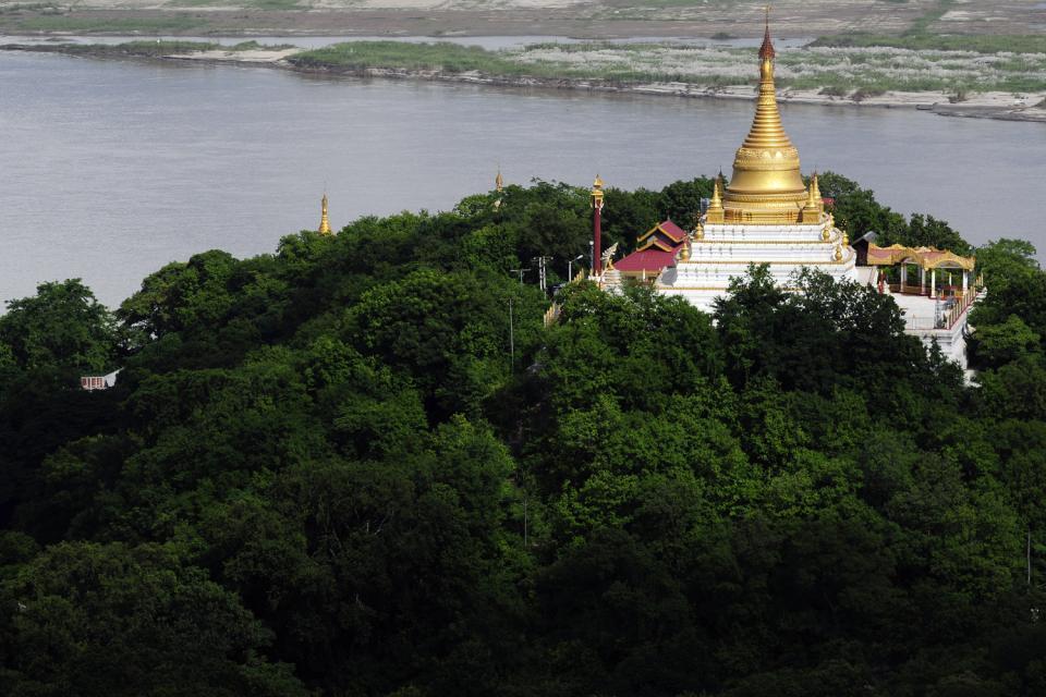 L'Irrawaddy , Myanmar