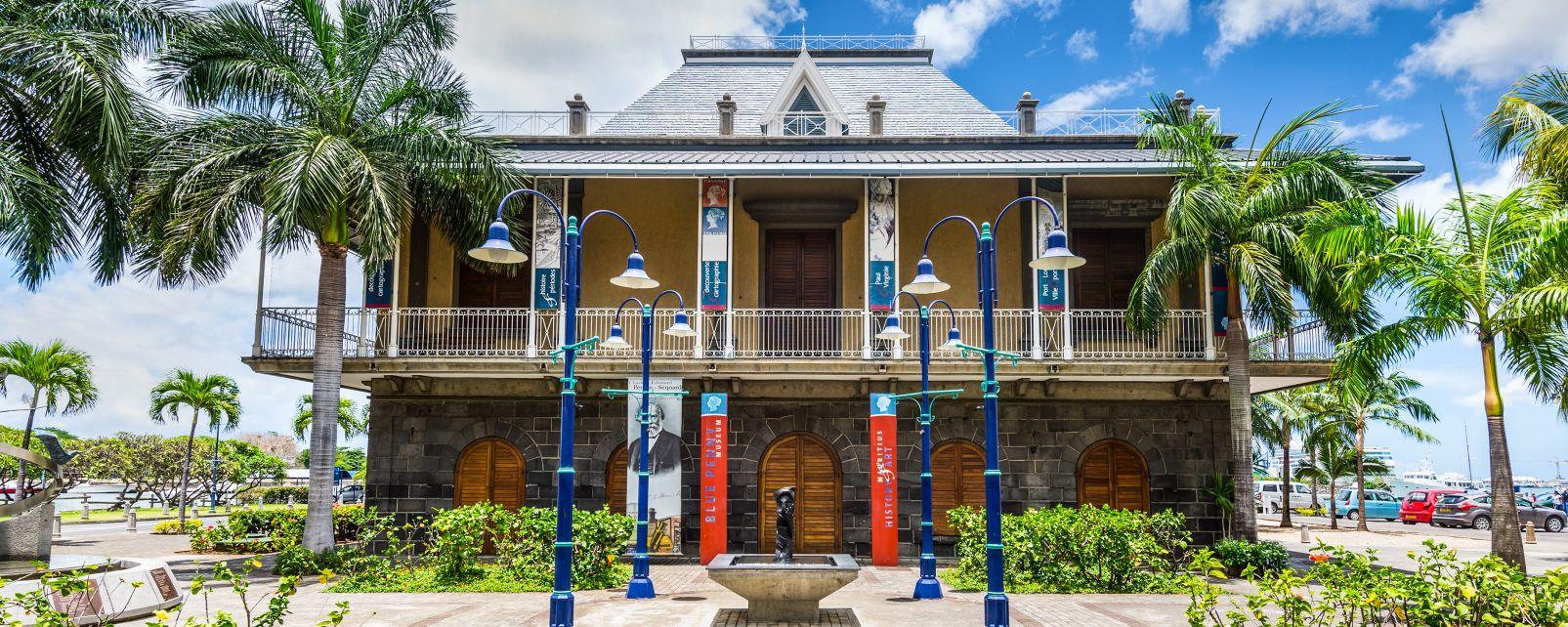 Les musées, Blue Penny, musée, museum, afrique, océan indien, maurice, île