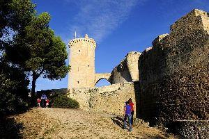 Le castell de Bellver , Espagne