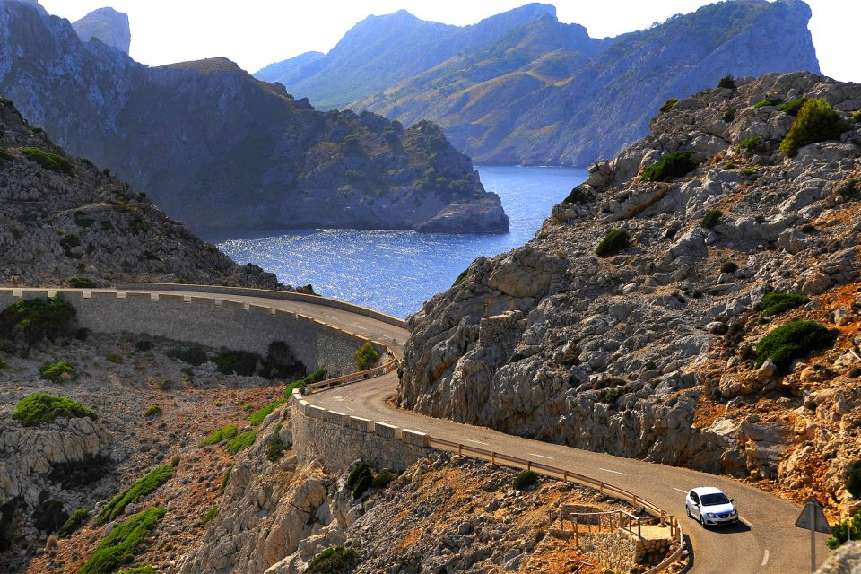 Mallorca: Cape Formentor , A breathtaking road , Spain