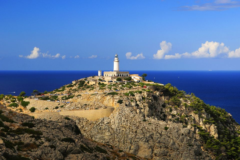 Mallorca: Cape Formentor , The lighthouse at Cap Formentor , Spain