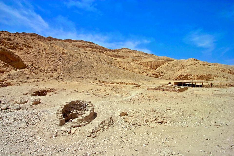 La vallée des Reines , Egitto