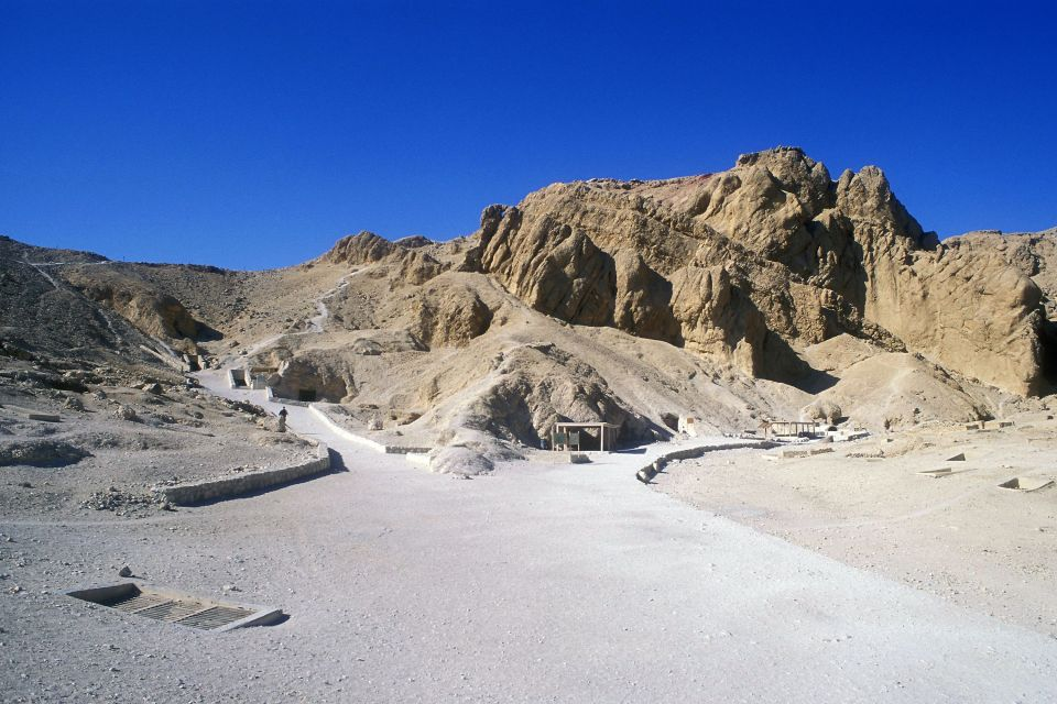 , Valley of the Queens, Sites, Egypt