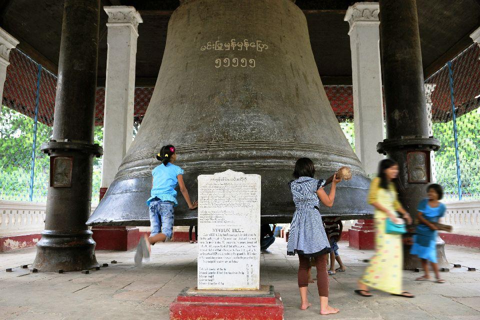 Mingun , Burma