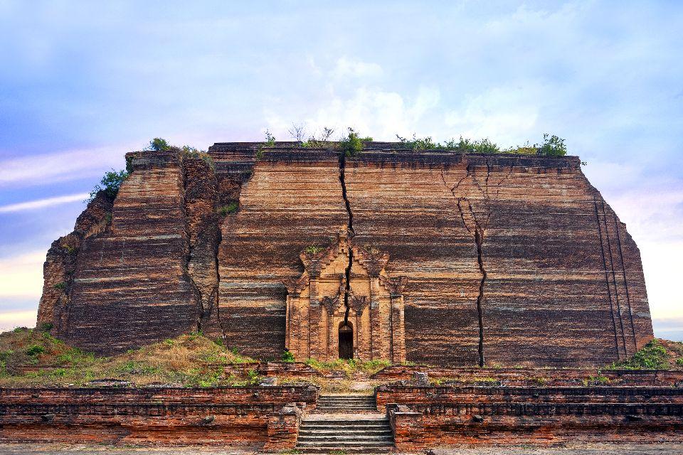 Mingun , Birmanie