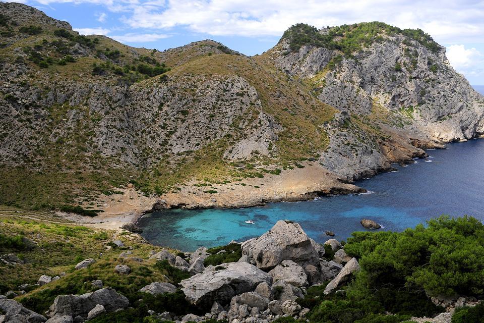 Les calas de Majorque , España