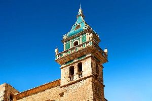 La chartreuse de Valldemosa , Espagne