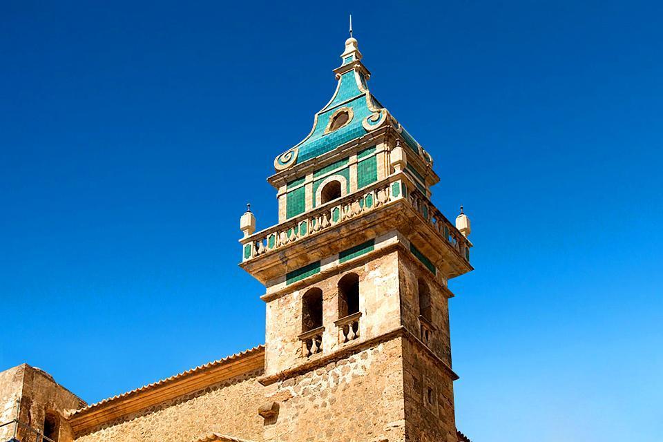 la chartreuse de Valldemosa , Spain