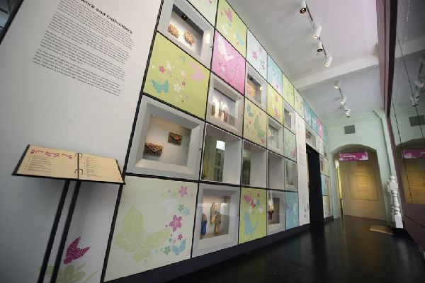 Le musée Peranakan , Singapore