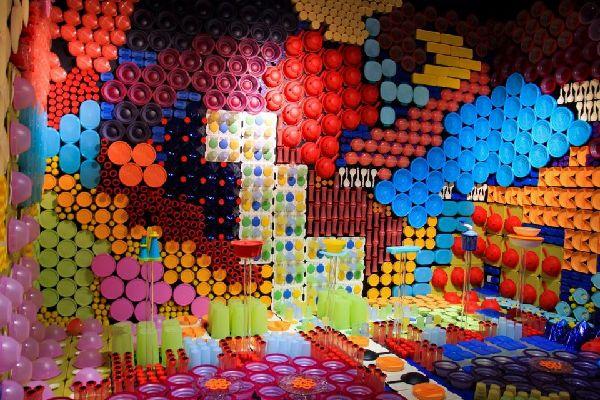 Le Red Dot Design Museum , Singapore