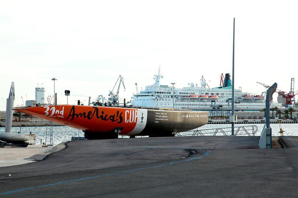 La marina Real Juan Carlos I , España