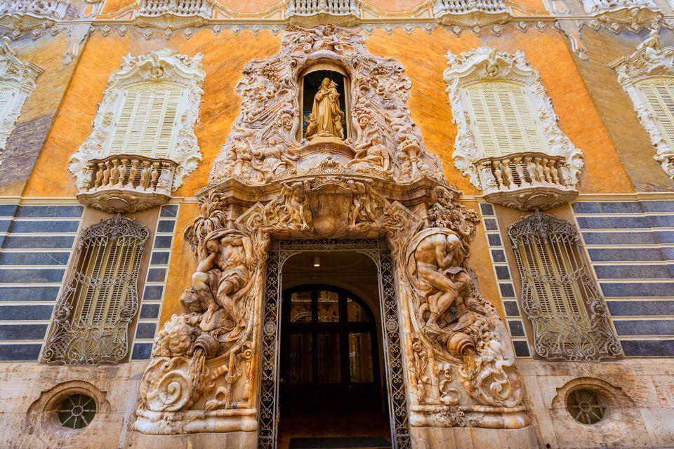 Le Musée National de la Céramique, Die Künste und die Kultur, Gemeinschaft Valencia