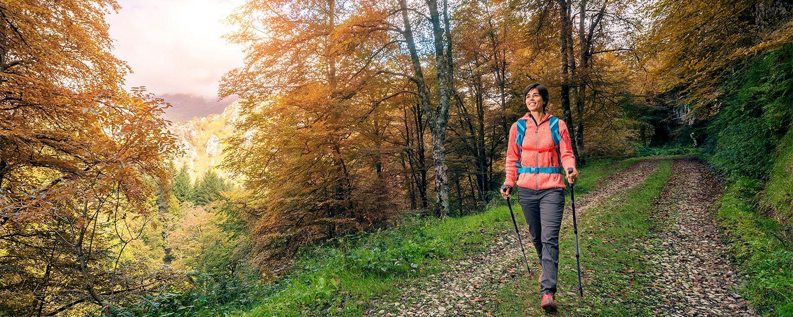 Les randonnées, Les activités et les loisirs, Asturies