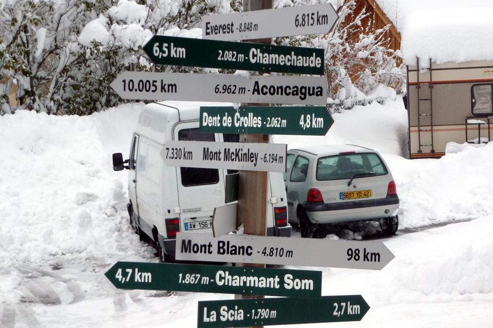 L'Espace Ski Rando de Saint-Pierre-de-Chartreuse , France