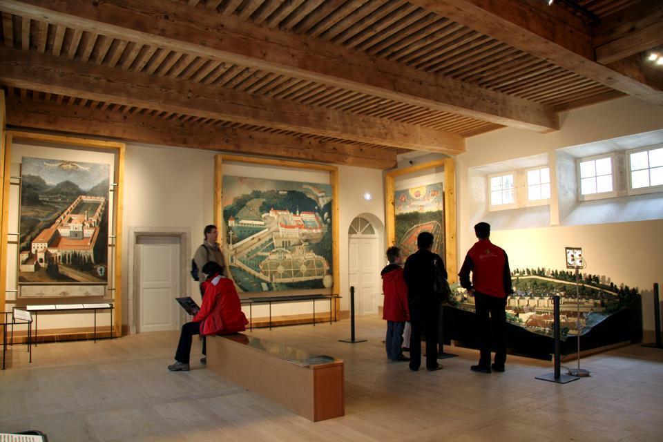 Le Musée de la Grande Chartreuse , France