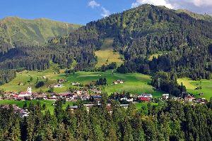 Il Vorarlberg , Austria