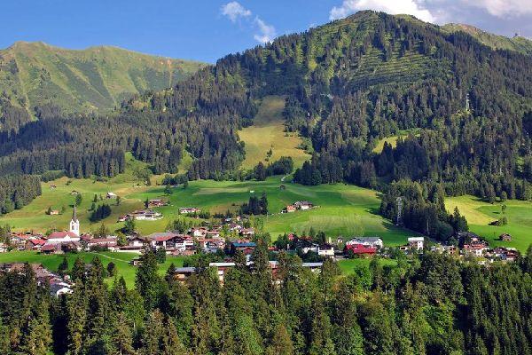 Le Vorarlberg , Vorarlberg , Österreich