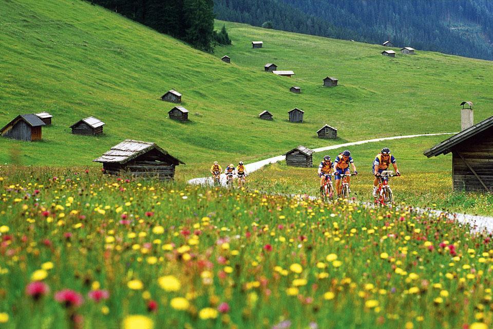 Randonnée à vélo sur les traces des Romains , Autriche