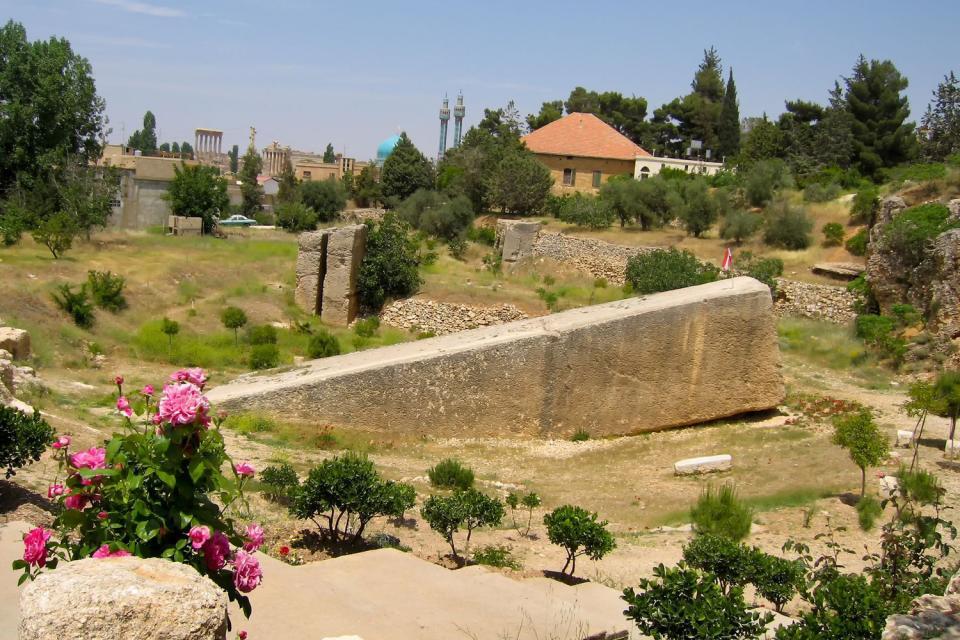 La plaine de la Bekaa , Liban