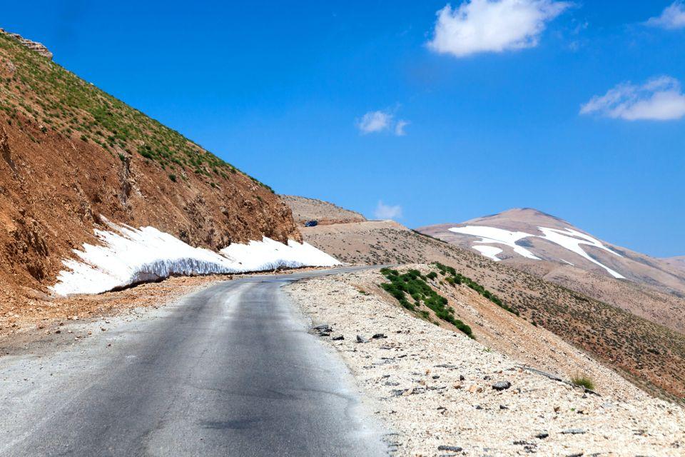 Les paysages, montagne, moyen, orient, bekaa, vallee, qadisha, liban, mont-liban