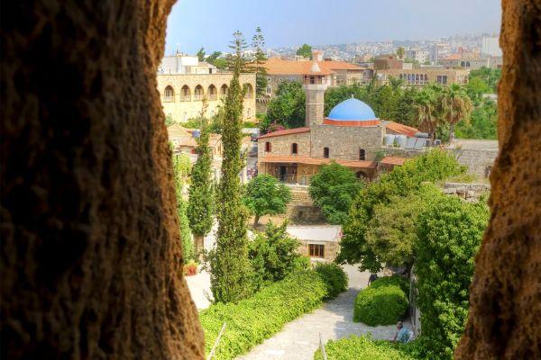 liban, moyen-orient, Byblos, port, Jbeil, phénicie