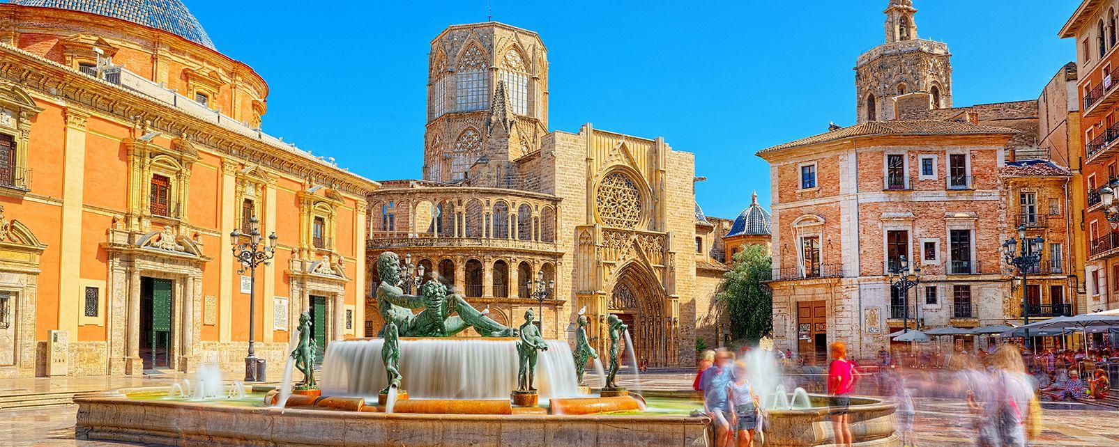 La séance du Tribunal des Eaux, Les arts et la culture, Communauté de Valence