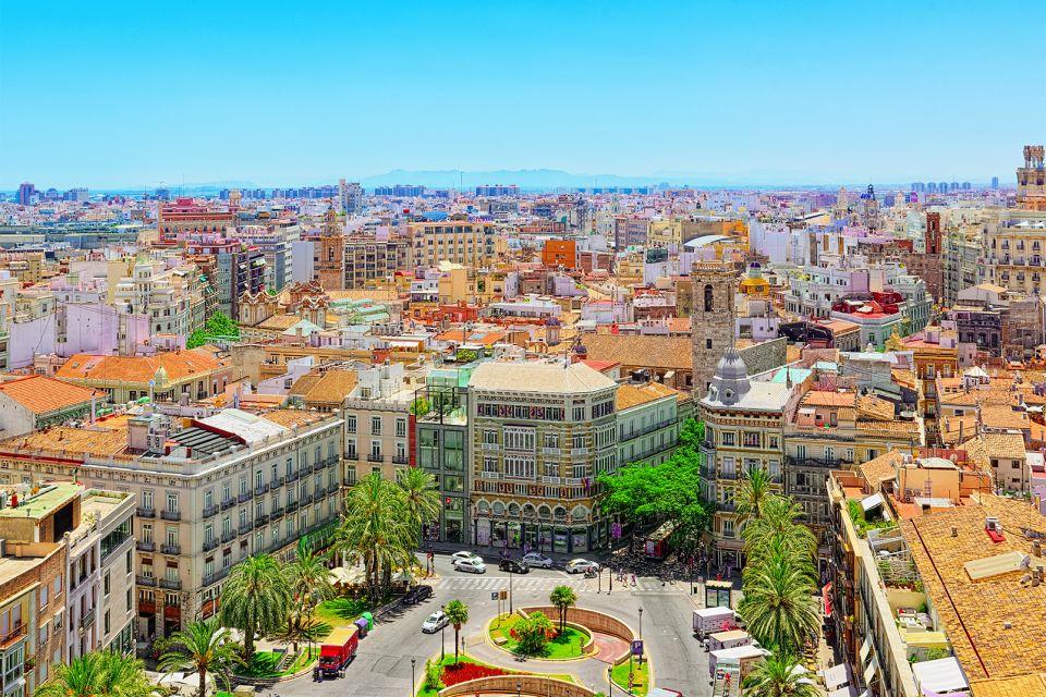 Die Plaza de la Virgen, La séance du Tribunal des Eaux, Die Künste und die Kultur, Gemeinschaft Valencia