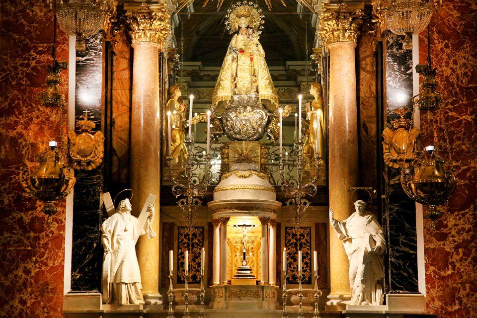 Die Kathedrale von Valencia, La séance du Tribunal des Eaux, Die Künste und die Kultur, Gemeinschaft Valencia