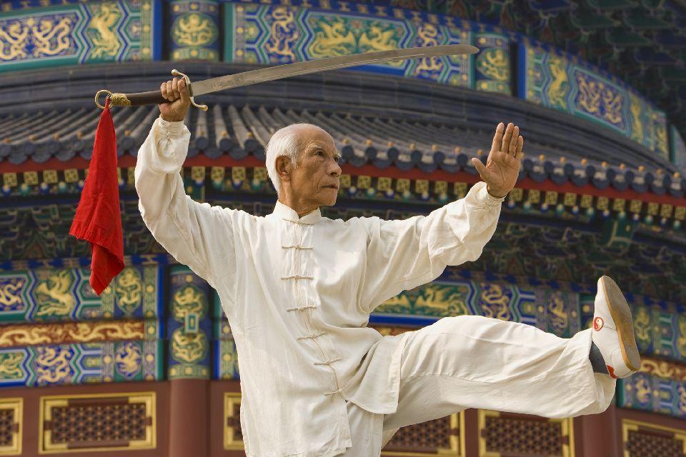 Les arts martiaux province de p kin la province de for Origine des arts martiaux