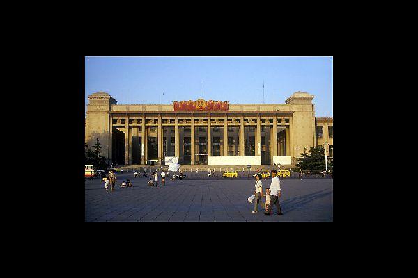 Le musée d'histoire de Chine , L'histoire chinoise , Chine