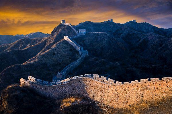 La Grande Muraille de Chine , La Grande Muraille , Chine